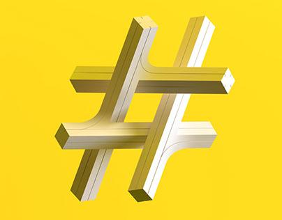 Audi Magazine — Typographic Illustration