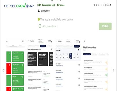 Best Mobile Stock App | GetSetGrow@LKP