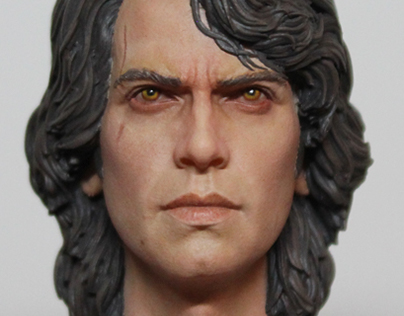 1/6 Head Sculpt Paintings (Part 5)
