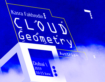 Cloud Geometry / photo exhibition