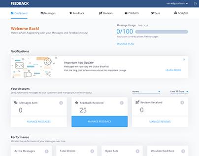 Customers Feedback Platform