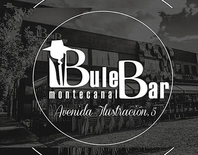 Bulebar Montecanal. Logotipo y Marca. Corporatividad.