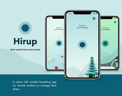 Hirup: Mindful Break