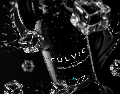 Fulvica - premium black water
