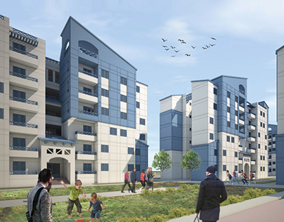 Alamein Social Housing