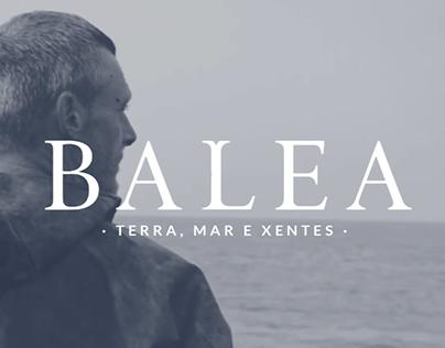 Balea | Terra, Mar e Xentes