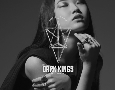 The Dark Kings - Brand & Logo Project