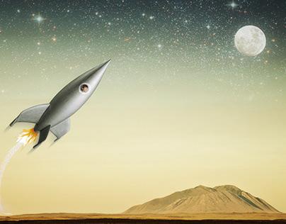 Happy Moon Landing