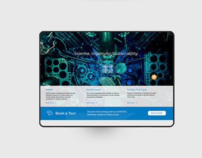 Government Website Project