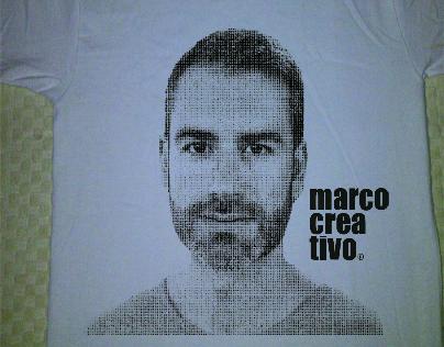 camisa  para marco garcía de marco creativo