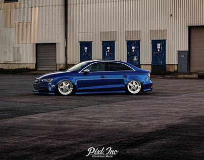 Tim´s Audi S3 Limo