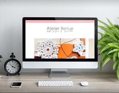 Atelier Berlue - Conception et gestion de site web