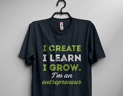 Entrepreneurship T Shirt Design Bundle