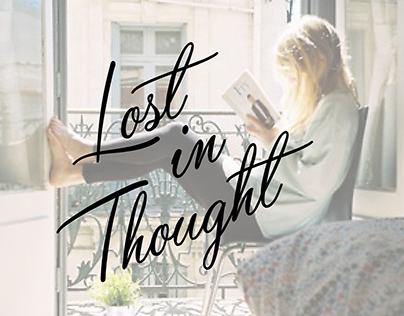 Lost in Thought - Bookstore