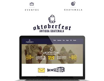 OktoberFest - Website