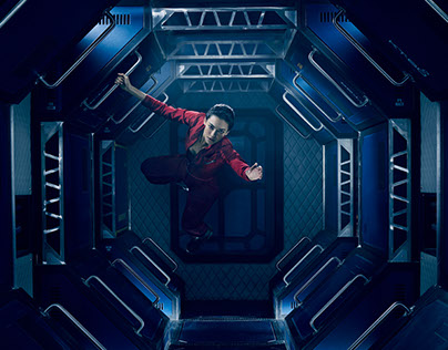 The Expanse by Jason Bell