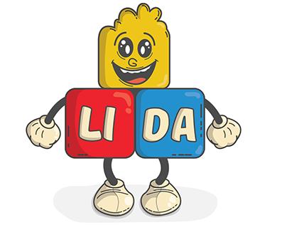 Mascote LIDA