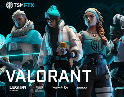 TSM FTX - Valorant