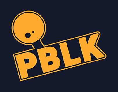 PushblockGaming Branding & Design