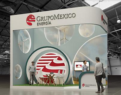 Stand Grupo México ENEL Green Power México 2017