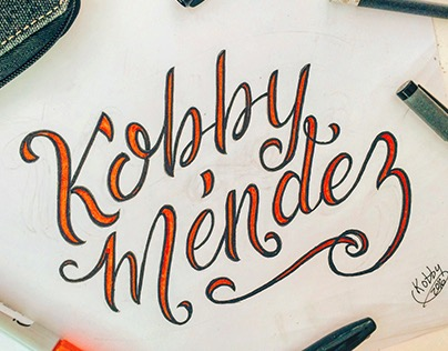 Lettering and Calligraphy Vol.1