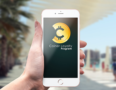 Coiner Loyalty- Logo Design