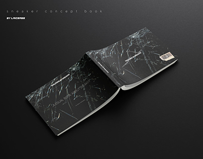 Book of Sneaker design concepts by laiceage