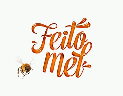 Feito Mel • Branding Identity