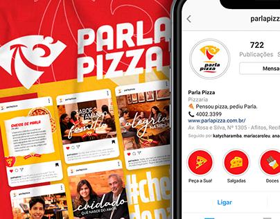 Parla Pizza - Social Media #2019