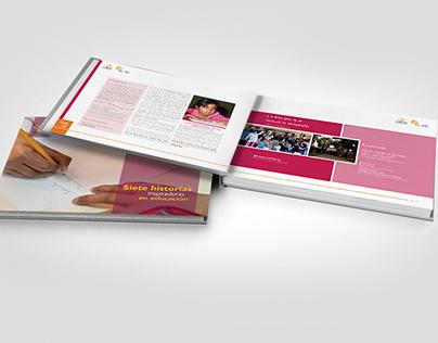 Diseño y maquetación de libro