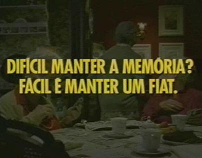 Filme • Campanha de Revisão FIAT