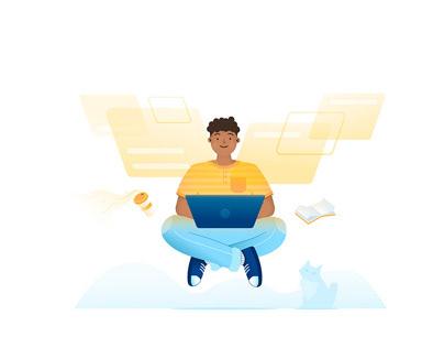 GradeGetter website illustrations