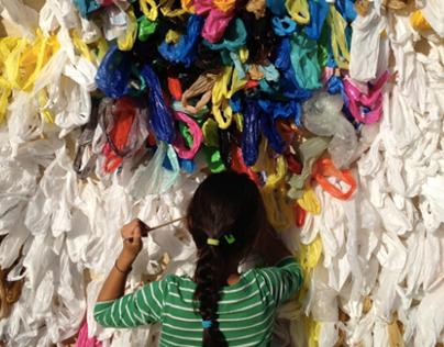 The Plastic Bag Mandala
