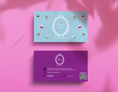Cake Shop Business Card