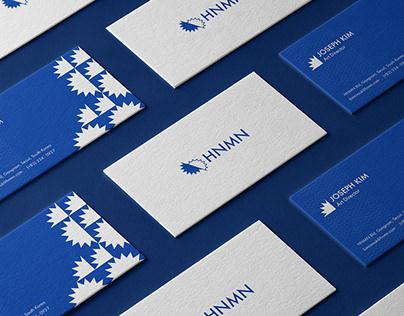 HNMN _ Brand identity