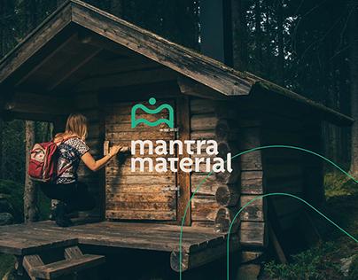 Mantra Material - Branding Concept