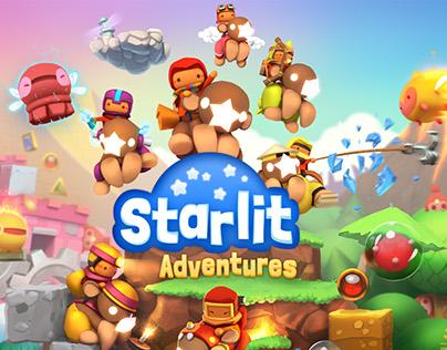 Starlit Adventures - Animated Series