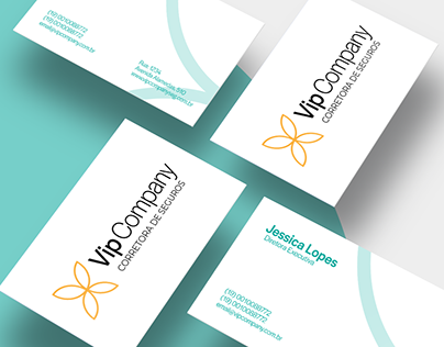 Design de Logotipo VipCompany