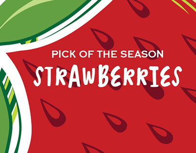 Whole Foods Market Pick of the Season Strawberries