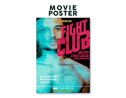 Movie Poster - Fight Club
