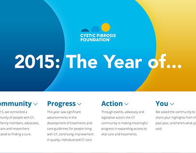 CFF.ORG - 2015 Year In Review