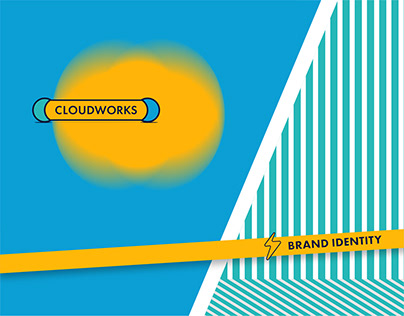 Brand Identity for Cloudworks