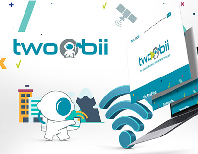 Twoobii Website and Branding Design