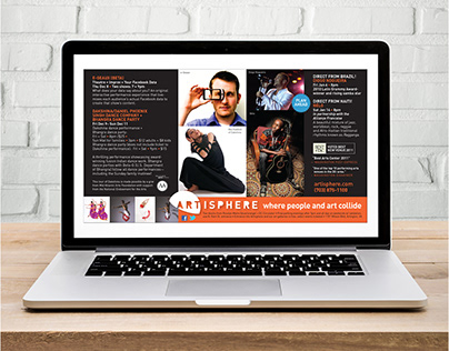 Online Ad Series for Artisphere