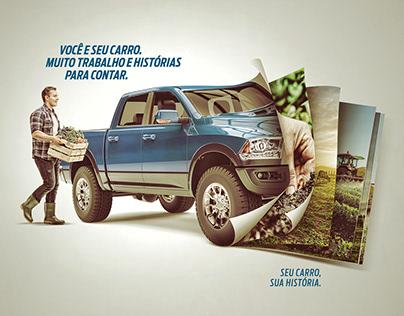 Grupo Marinho Veículos - Campaign
