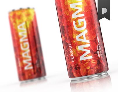 MAGMA - Energy Drink