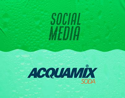 Social Media - Acquamix