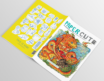 Papercut magazine