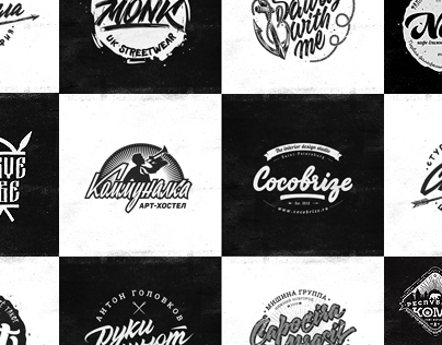 Logos and badges 2015