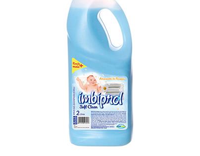 Rótulos Produto de Limpeza Imbiprol